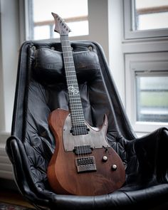 """Solar Guitars Official on Instagram: """"T1.6 AN - Our new T-Type guitar with Evertune bridge, Brushed metal pickguard, Alder body with maple neck, stainless steel frets, Duncan…"""""""