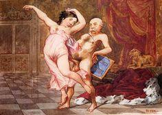 El libro prohibido de Becquer: Los Borbones en pelota y la burla al reinado de Isabel II