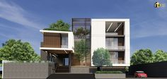 Residence on 64th Street, Mandalay, Myanmar