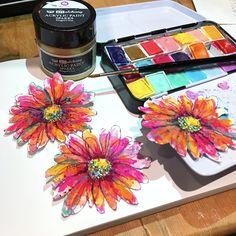 Luscious Blooms...