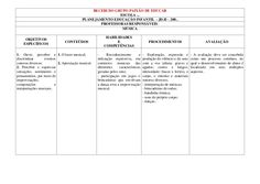 RECEBI DO GRUPO PAIXÃO DE EDUCAR                                                          ESCOLA ...                                          PLANEJAMENTO EDUC…