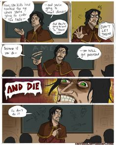 Dragon Age humor