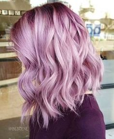 30+ Trendy Silver Rose Hair Color You Must Try