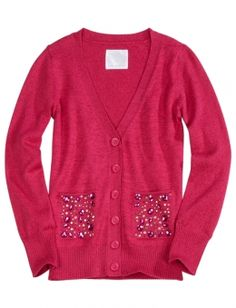 Justice Clothes for Girls Outlet | ... Boyfriend Sweater Cardigan | Girls Sweaters Clothes | Shop Justice