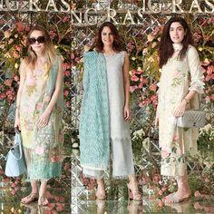 #RaminaMaripova #Cybil #AnnaMomina at the Lawn Showcase of @Rangrasiya.official happening at Nishat Hotel Lahore - collection launches nationwide on 1st March, 2018‼️#RangrasiyaPremiumLawn #Rangrasiyaweavingdreams #RangrasiyaLawn2018 #whimsicalparties #AsimAzharxRRLawnShow #ARPR ✨