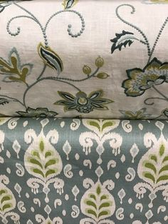 design indulgence: LEWIS AND SHERON TEXTILES PART 2