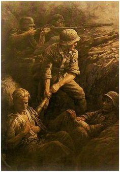 Wehrmacht Soldaten