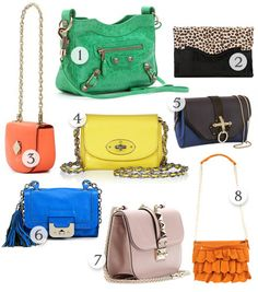 bags!  Yes, please!
