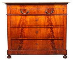 Antique Louis Philippe-Style Chest
