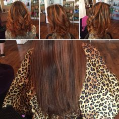 Warm Fall Ombre