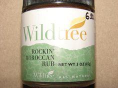 Rockin' Moraccan Rub-Wildtree Spice http://yardsellr.com/for_sale#!/rockin-moraccan-rub-wildtree-spice-4342868