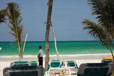 Plage Riviera maya 2014
