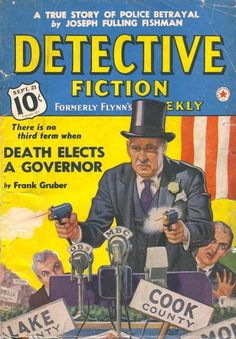 Detective Fiction Weekly, September 21, 1940