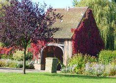Cool Gardens: Rowntree Park, #York. #gardening #NorthYorkshire