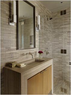 Bathroom Contemporary San Francisco bathroom mirror bathroom tile ...