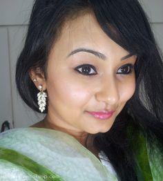 LOTD: My Diwali Makeup ~ Indian Beauty Blog | Indian Makeup Blog | I Simply Love Makeup | Review Tutorials | ISLM