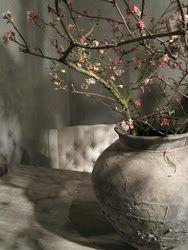 branch - pottery - decor - sober - aardewerk
