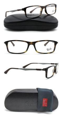 671c845a50  175 - Ray-Ban RX7017 Unisex Eyeglasses Havana Frame 2012  rayban Eyewear