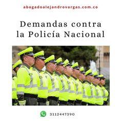 Demandas contra la Policía Nacional Right To Privacy, National Police