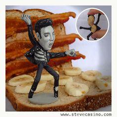 Arte em Amendoins !