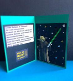 Idee zur Einladung für eine Star Wars Party #kids #birthday #geburtstag Star Wars Party #starwars #starwarskid #kids #kinder #дети #film #kino #party #geburtstag #деньрождения #premiere #love #yoda #фильм #кино