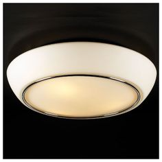 PLC 21024 Centrum Medium Contemporary Semi-Flush Ceiling Light - PLC-21024