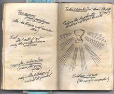 Grail Diary