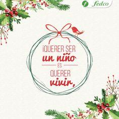 En Navidad se vale ser un niño. ¡Descubre, siente, explora y ríe! #EnjoyFedco Napkins, Tableware, Scouts, Christmas, Dinnerware, Towels, Dishes, Place Settings, Porcelain