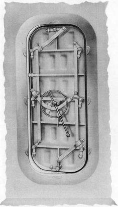 how a submarine door works