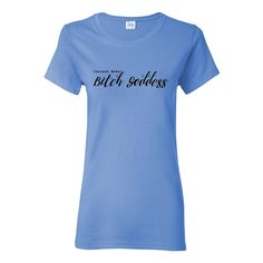 Bitch Goddess by Pelhuaz by Red | Women's Fashion | Stylish Clothing | Designer's T-shirts | Latest trends | Friendly Prices Always Unique