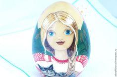 Купить Яйцо пасхальное с росписью Девочка Аленушка (2) - яйцо, яйцо пасхальное роспись, яйца Princess Zelda, Disney Princess, Disney Characters, Fictional Characters, Fantasy Characters, Disney Princes, Disney Princesses, Disney Face Characters