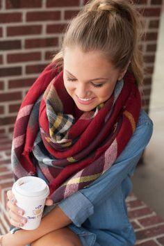 grosse écharpe, foulard femme rouge, carreaux écossais Echarpe Plaid Femme,  Grande Echarpe Femme 01866b45d82