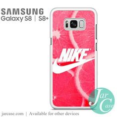 Nike in Fruits - Z Phone Case for Samsung Galaxy S8 & S8 Plus - JARCASE