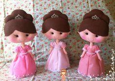 Princesas 40 cm