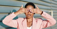 Eye Yoga: Research, Exercises, and More Yoga Terms, Chronic Dry Eye, Dry Eye Symptoms, Panda Eyes, Dark Circles Under Eyes, Self Improvement Tips, Face Hair, Health And Fitness Tips, Easy Workouts