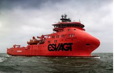 She is a SOV (Service operation vessels) we can produce she in Turkey for Norway. Tanker Ship, Freight Transport, Offshore Boats, Armored Truck, Naval, Us Coast Guard, Charter Boat, Boat Stuff, Tug Boats