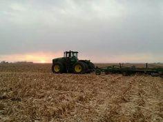 Big Tractors, Farm Life