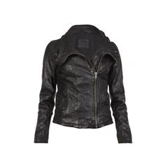 Caledonian Leather Jacket, found on polyvore.com
