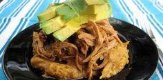 pork and plantains, this website has good paleo recipes