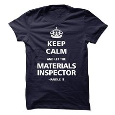I am a Materials Inspector T-Shirts, Hoodies. CHECK PRICE ==►…