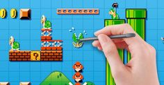Usan Super Mario Maker para recrear el tutorial de Breath of the Wild - LEVELUP