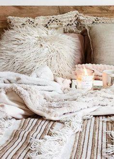 Cozy neutrals for winter