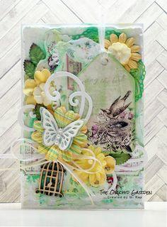 The Orchid Garden Orchids Garden, I Card, Create