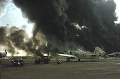 October 31, 1965         The VC attack the Bien Hoa Airbase, killing five Americans and destroying a number of aircraft.