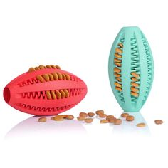 Dog Toy Rubber Rugby Football - Toys for Dog Training, Diet Control     Tag a friend who would love this!     FREE Shipping Worldwide     Buy one here---> http://sheebapets.com/pets-dog-toy-rubber-rugby-football-toys-for-dog-cat-pet-training-have-fun-diet-control-dental-massaging-ball1pcs-newest-2016/