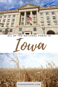 Did you know there are 2 national parks in Iowa? Click here for the list, including things to do and how to get to each of the Iowa national parks. Travel Articles, Travel Tips, List Of National Parks, Will You Go, Field Of Dreams, Outdoor Woman, Usa Travel, Plan Your Trip, Historical Sites