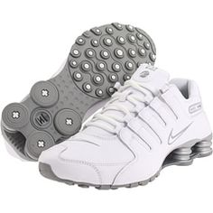 0172993d7e67 Nike - Shox NZ- my favorite shoes and my puppies ate them  ( but