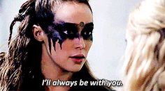"""""""let's remember clarke's greatest protector """""""