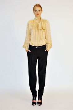 Couture Carrie: Beautiful Blouses