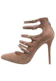 #Carvela #High #Heel #Pumps #taupe für #Damen -